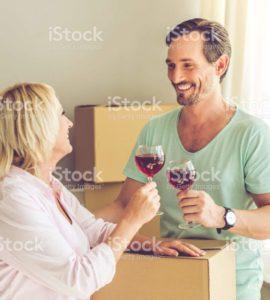 Wine Carton (flat)